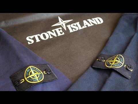Real vs Fake Stone Island Sweatshirt | How To Spot Fake Stone Island