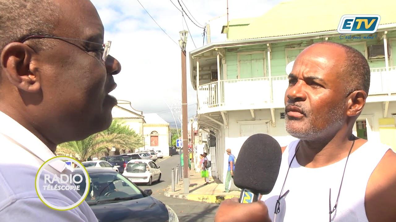 """Radio Téléscopie: """"L'eau en Guadeloupe"""""""