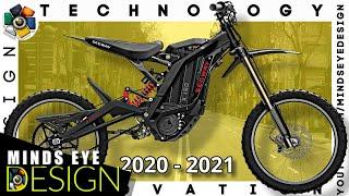 أكثر 10 دراجات كهربائية إبداعًا في 2020-2021
