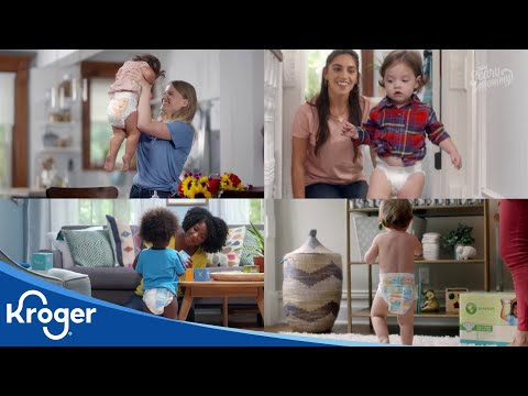 Kroger - Comforts for Baby Brand Shop