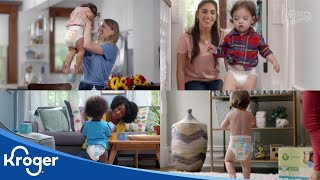 Comforts - Baby Diaper Butts │VIDEO │Kroger