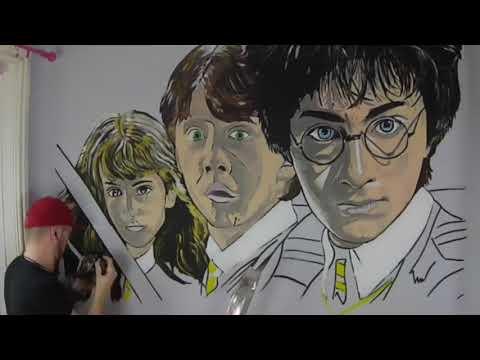 Fan Art Hermione Harry Potter Fan ArtKaynak: YouTube · Süre: 6 dakika18 saniye