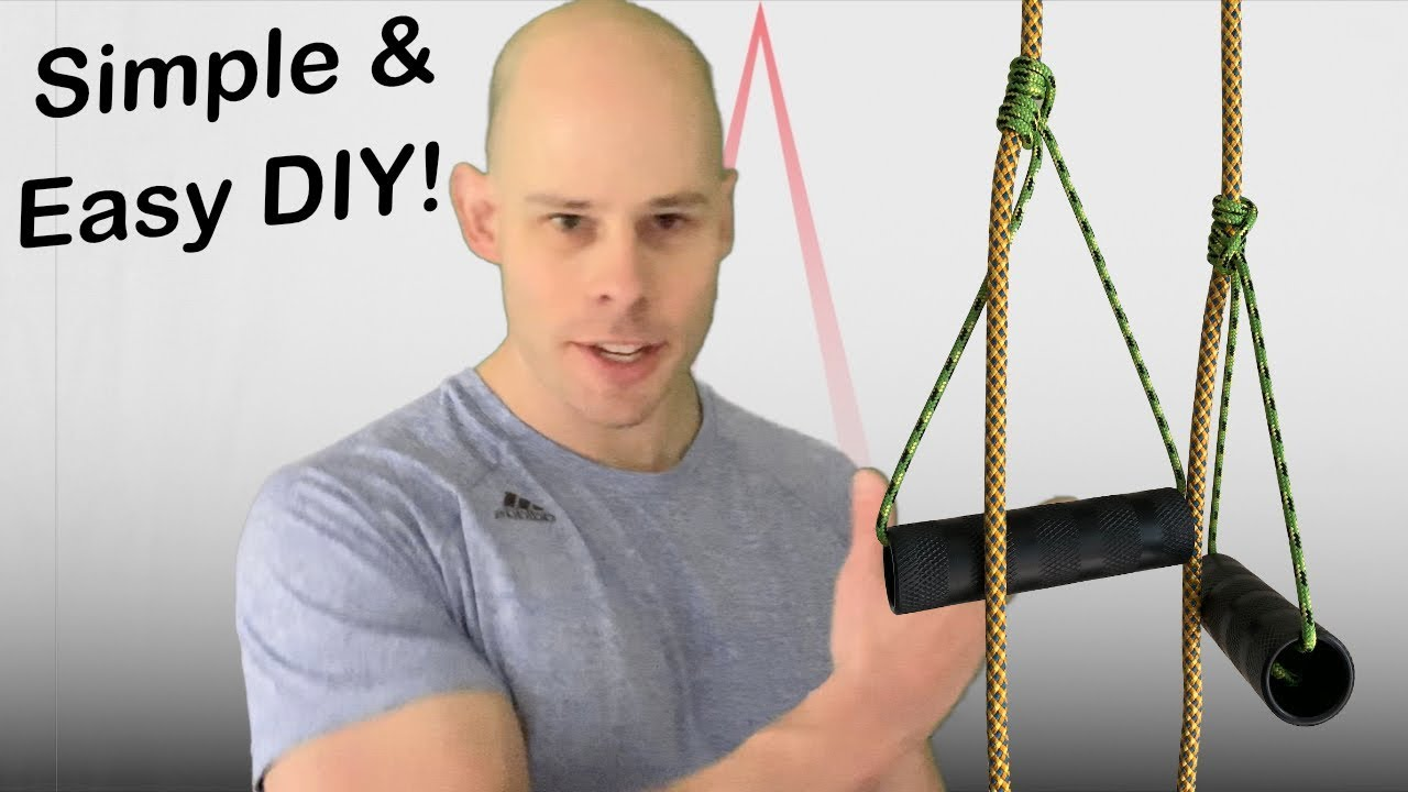 Simple & Easy DIY Calisthenics Gym