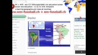 spielplan fussball wm brasilien