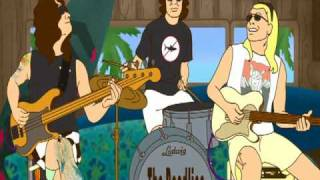 the Deadlies - Teahupo'o