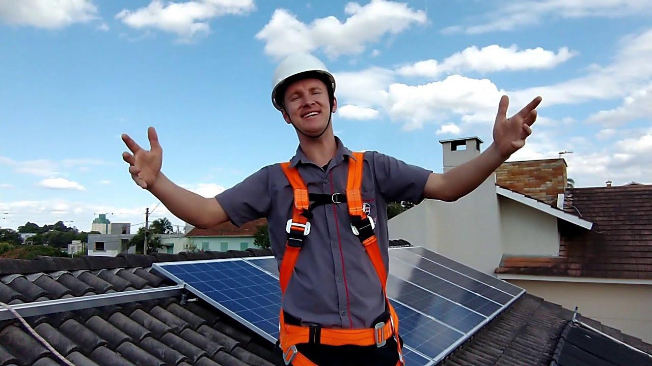 ECONOMIZE! INVISTA EM ENERGIA SOLAR!
