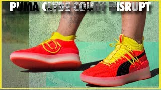 Puma Clyde Court Disrupt | Detailed