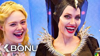 MALEFICENT 2: Mistress of Evil Bloopers & Bonus Features (2019)