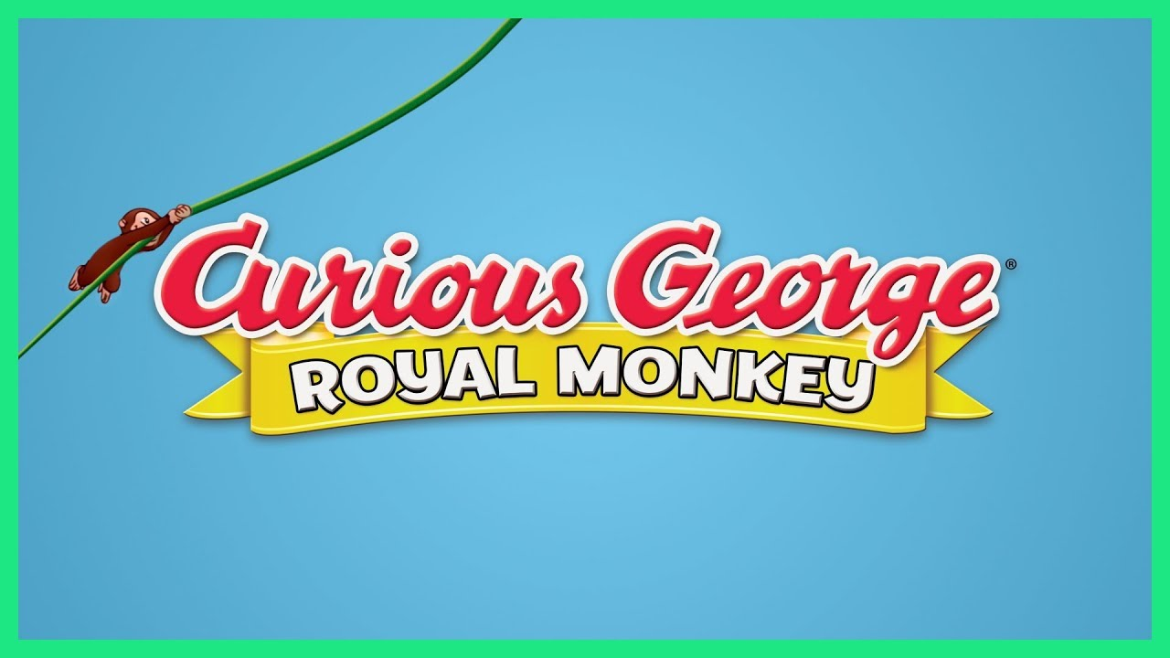 Curious George: Royal Monkey • Now Streaming on Hulu - TV