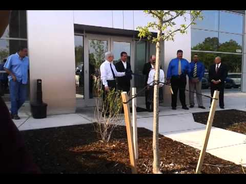 mechanicsville ribbon cutting at bill talley ford in richmond va youtube. Black Bedroom Furniture Sets. Home Design Ideas