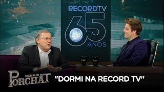 Baixar Milton Neves relembra quando comandou quatro programas na Record TV