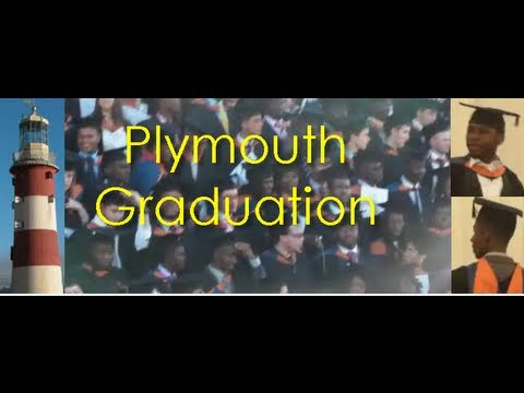 Plymouth Graduation ~ Seafront Plymouth Ho!