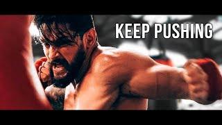 KEEP PUSHING - Best Motivational Speech Video for Success (Feat. Dr. Billy Alsbrooks)