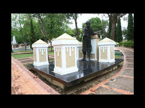 Ritual en el Panteón Nacional Román Baldorioty de Castro, Ponce PR