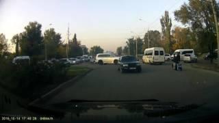 Камикадзе в городе Бишкек