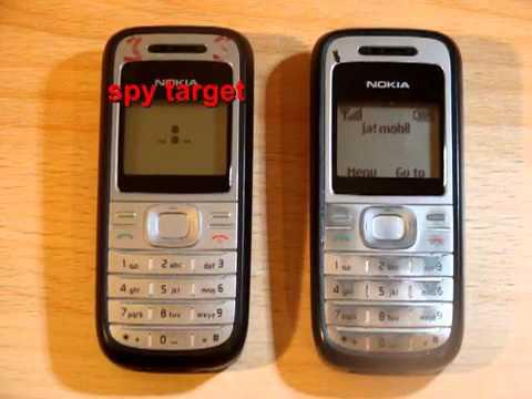 Casus cep telefonu Nokia E72 telefon dinleme + ortam dinleme programı