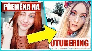 TAJNĚ na youtube akci | ZMĚNA VZH...