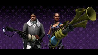 Saints Row 4: The Rainblower Flamethrower DLC (Team Fortress)