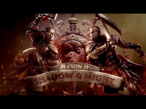 FOR HONOR Shadow & Might (Centurion) - Trailer en Español