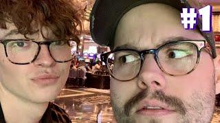 Dumb and Dumber MEET in REAL LIFE! (Vegas #1)