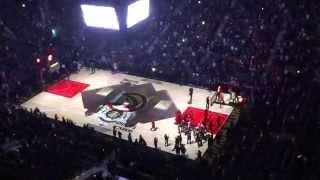 Atlanta Hawks Intro Opening Night 10.27.15
