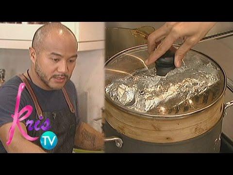 Kris TV: Embutido By Chef Jayps
