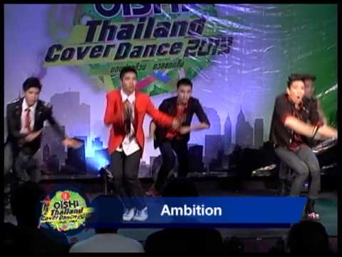 Oishi Cover Dance 2013_02 : Ambition