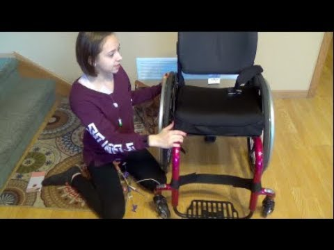 All about my Custom Wheelchair!!