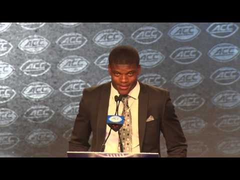 ACC Kickoff - Lamar Jackson