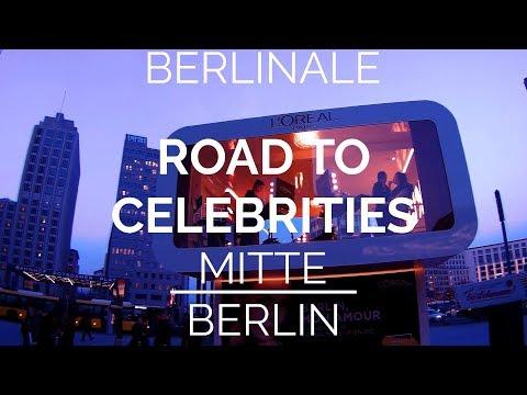 Berlinale International Film Festival - Road to celebrities