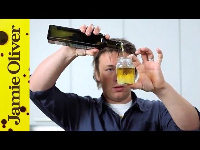 Jamie Olivers principles for superb salads