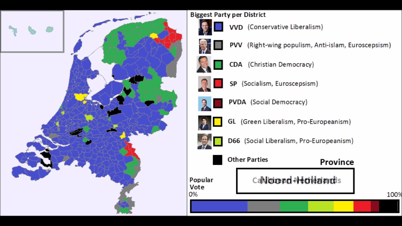 The 2017 Dutch General Elections