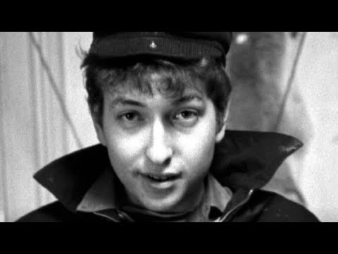"""Bob Dylan's First Recorded Interview (October, 1961) [""""The Billy James Interview""""]"""