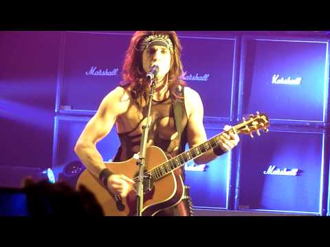 Steel Panther - Girl From Oklahoma (Live - 02 Apollo, Manchester, UK, Nov 2012)