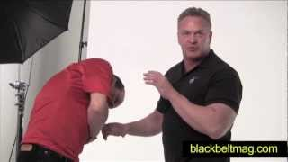 Tim Larkin: How to Defend Yourself Against an Attacker Using Target Focus Training