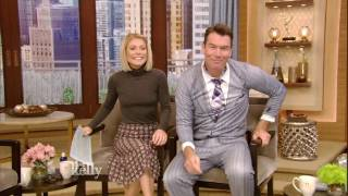 """Jerry O'Connell Tries """"Professional"""" Sweatsuits"""