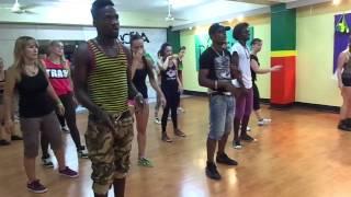 ONE POP by Elite Team [Andre Cosmic Dancehall Workshop]