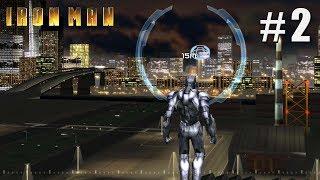 Iron Man - PC Playthrough Gameplay 1080p / Win 10 / Part 2