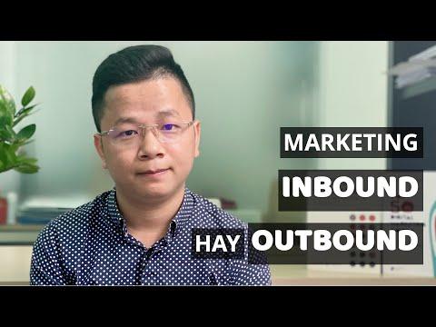 Digital Marketing: Inbound hay Outbound? Thay đổi cách làm Marketing của bạn   Thầy Giáo Mưa