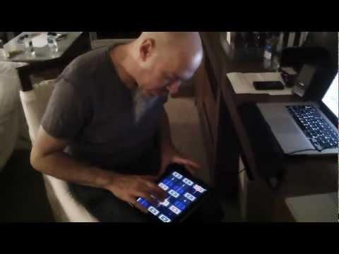 Jordan Rudess Geo Synthesizer Sound Demo Pt.1