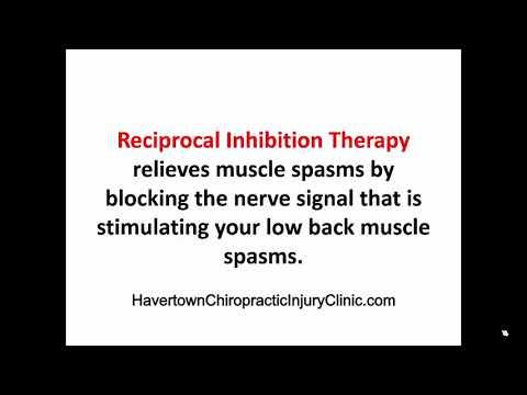 Low Back Pain, Chiropractor, Havertown Pennsylvania