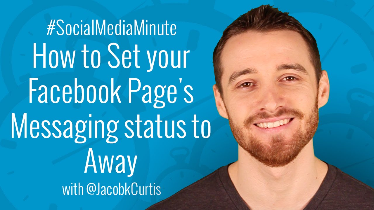 how to set your facebook page to private