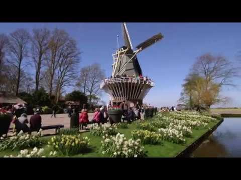 Meet The Netherlands and the great city of Amsterdam!