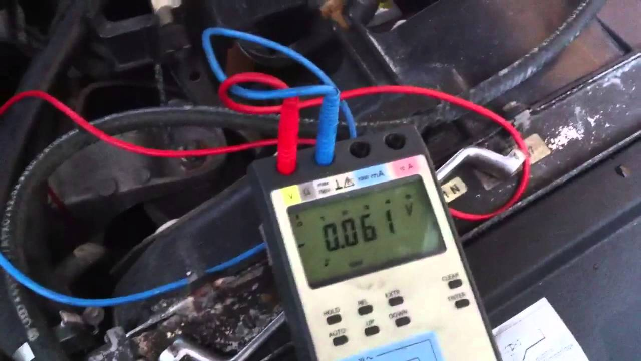 100 V Motor Wiring Diagram Audi 100 Typ44 Nf 2 3l Grundeinstellung Symtome Bei