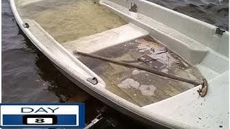 Soutuveneet ovat vaarassa kaukajärvellä – vedenpinta noussut kymmeniä senttejä
