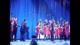 "An Indonesian Song ""Ayo Mama"" Performance @ Navy Pier, Chicago - Part 2"