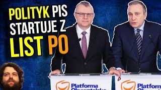 Polityk PIS Startuje z List Platformy Obywatelskiej [ PO ] - Wyczuwa Koniec Kaczyńskiego? Komentator