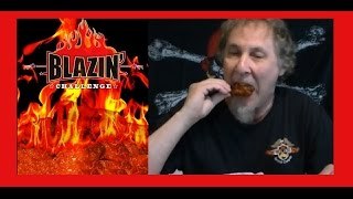 Buffalo Wild Wings Blazin Sauce Taste Test And Review