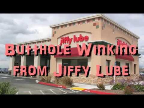 Winking butthole