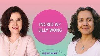 Gambar cover INGRID AUER & LILLY WONG talking about being authentic